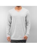 Cyprime Longsleeve V-Neck gray