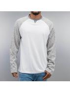 Cyprime Pitkähihaiset paidat Raglan harmaa