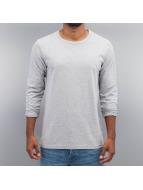 Cyprime Pitkähihaiset paidat Basic harmaa