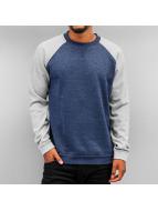 Cyprime Pullover Raglan blau