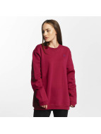 Cyprime Pullover Titanium Oversized rot