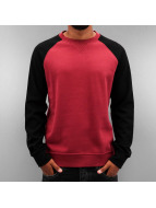 Cyprime Pullover Raglan rouge