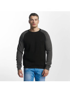 Cyprime Basic Crew Neck Black Anthracite
