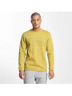 Cyprime Radon Sweatshirt Mustard