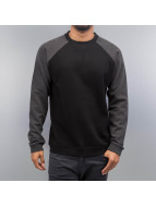 Raglan Sweatshirt Black/...