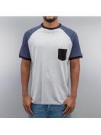 Raglan T-Shirt Grey/Blac...