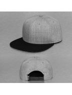 Cyprime Snapback Cap 2 Tone grey