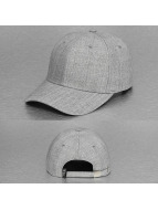 Cyprime snapback cap Folding Clasp grijs