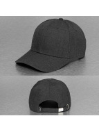 Cyprime Snapback Caps Folding Clasp harmaa