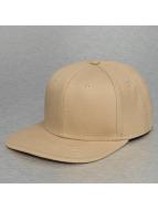 Cyprime Snapback Caps Basic hnědožlutý