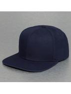 Cyprime Snapback Caps Basic niebieski