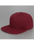 Cyprime Snapback Caps Basic red