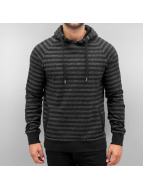 Stripes Hoody Black/Grey...