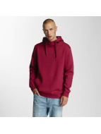 Cyprime Sweat capuche Cyber rouge