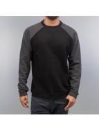 Cyprime Swetry Raglan czarny