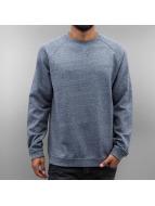 Cyprime Swetry Basic Raglan niebieski
