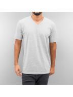 Cyprime T-paidat V-Neck harmaa