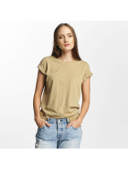 Cyprime T-Shirt Platinum Oversized beige