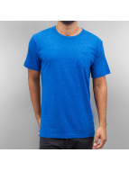 Cyprime t-shirt Breast Pocket blauw