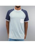 Cyprime T-Shirt Raglan bleu