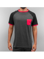 Cyprime T-Shirt Raglan grau