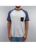 Cyprime T-Shirt Raglan grey