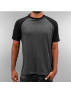 Cyprime T-shirt Raglan grigio