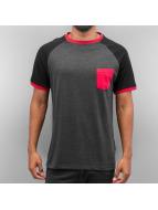Cyprime t-shirt Raglan grijs
