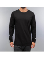 Cyprime T-Shirt manches longues Basic noir