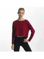 Cyprime T-Shirt manches longues Actinium rouge