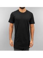Cyprime T-Shirt Long Basic noir
