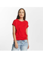 Cyprime T-Shirt Platinum Oversized red