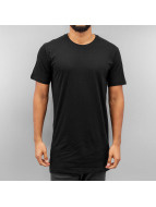 Cyprime T-Shirt Long Basic schwarz