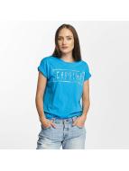 Cyprime t-shirt Cerium Oversized turquois