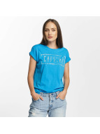 Cyprime T-Shirt Cerium Oversized turquoise