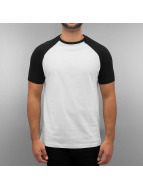 Cyprime T-Shirt Raglan weiß