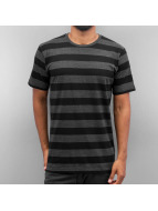 Cyprime t-shirt Stripes zwart