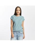 Cyprime T-Shirty Platinum Oversized niebieski