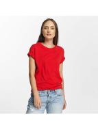 Cyprime T-skjorter Platinum Oversized red
