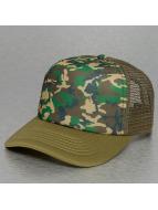 Cyprime Trucker Caps Basic kamuflasje