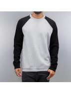 Two Tone Sweatshirt Grey...