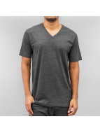 V-Neck T-Shirt Anthracit...