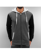 Cyprime Zip Hoodie Three Two èierna