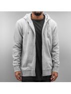 Cyprime Zip Hoodie Organic Cotton серый
