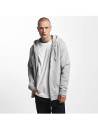 Cyprime Road Zip Hoody Light Grey Melange
