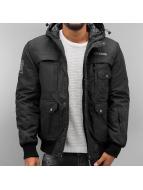 Dangerous DNGRS Зимняя куртка Big Logo черный
