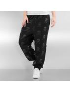 Dangerous DNGRS Спортивные брюки Loveskull черный