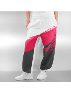 Anger Sweatpants White...