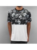 Badass T-Shirt White/Bla...