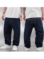 Dangerous DNGRS Baggy jeans Logo blauw